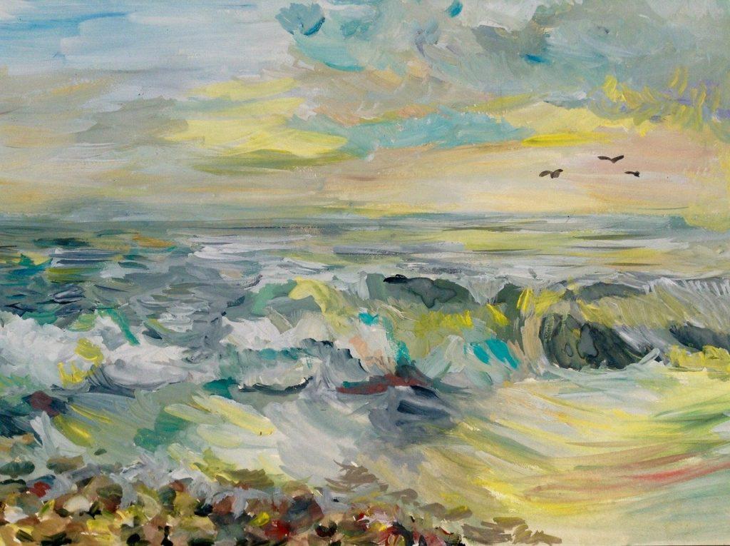 サーフビーチ