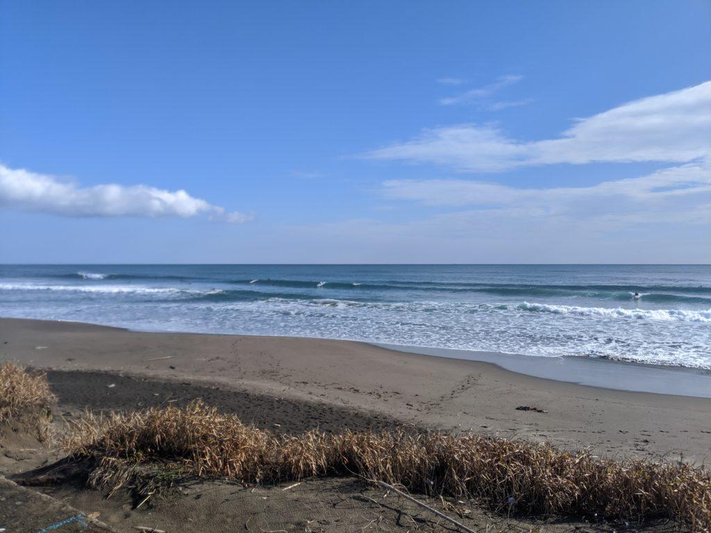 2020.02.13_加江田の波の様子