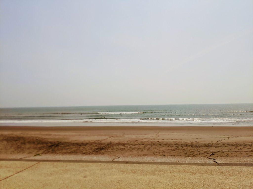 2020.06.02木崎の波の様子