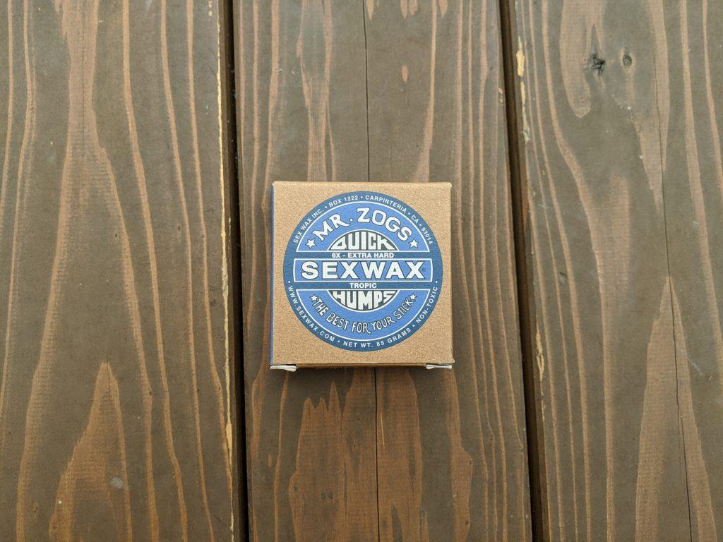 [レビュー] ワックス SEX WAXってどうよ?