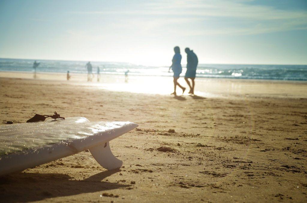 サーフィン日記 (2020.7.30) [37回目]