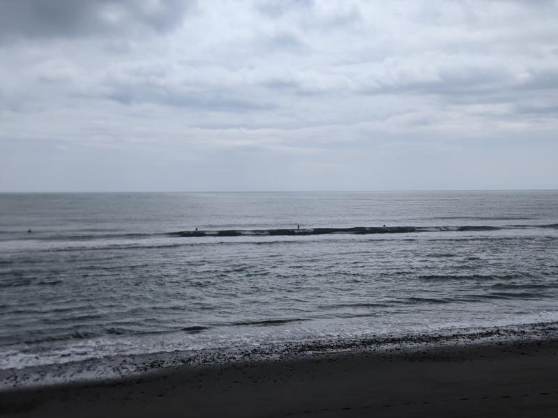 サーフィン日記 (2020.9.17) [43回目]