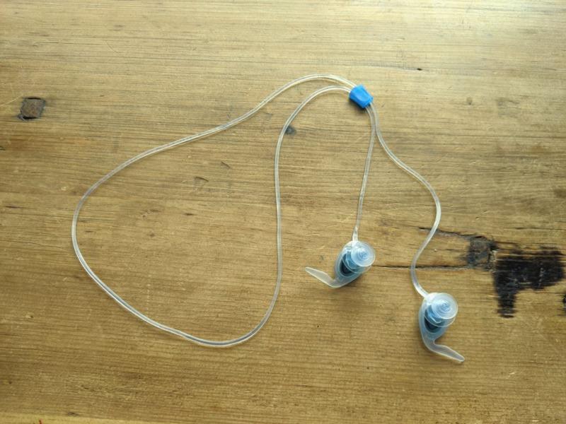 [レビュー]音が聞こえる耳栓 ear suitsを買ってみた