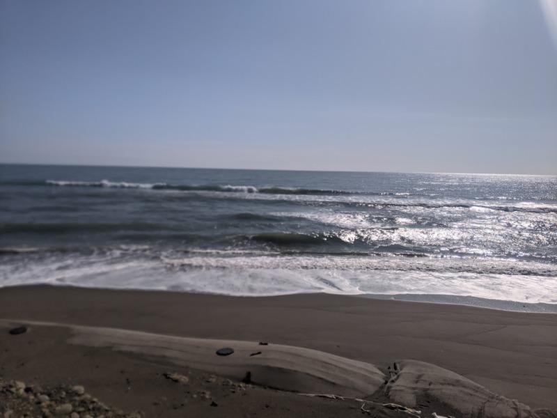 サーフィン日記 (2020.9.29) [46回目]