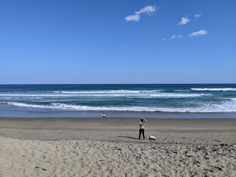 サーフィン日記 (2020.11.3) [54回目]@大岐の浜・高知県