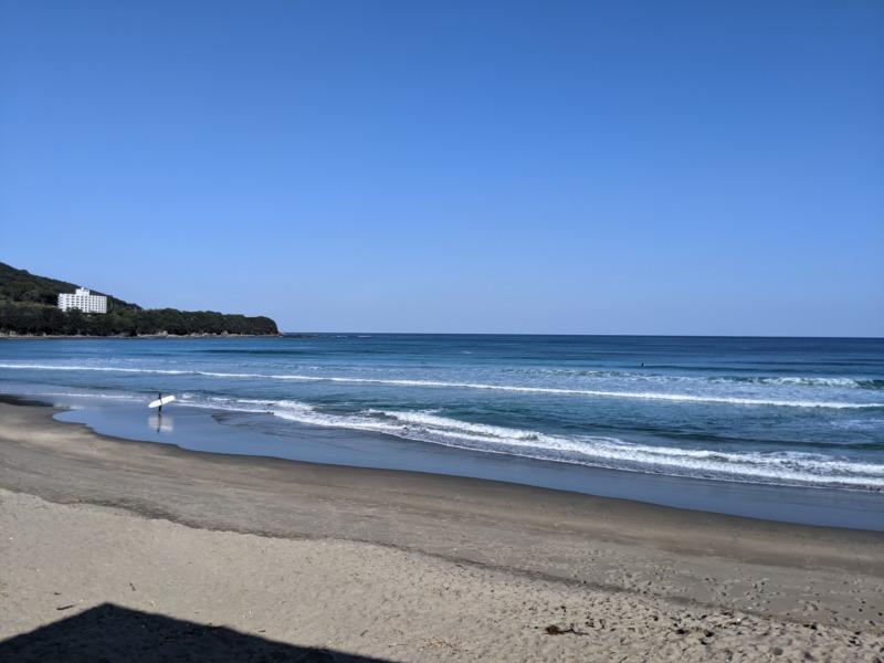 大岐の浜サーフポイント(中村エリア)【高知県サーフトリップ】