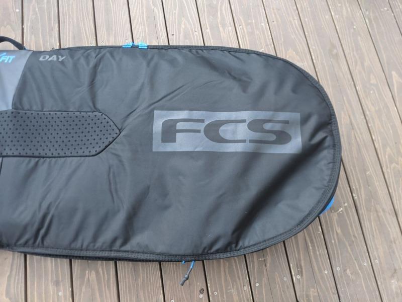 [レビュー]FCSのサーフボードケース3DxFIT DAYどうよ?