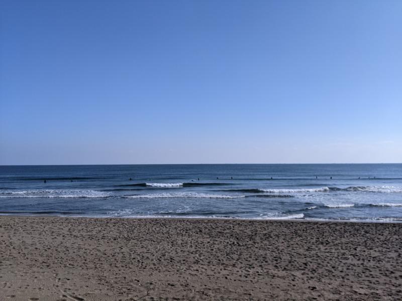 サーフィン日記 (2020.12.22) [62回目]