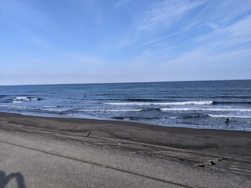 サーフィン日記 (2021.1.3) [63回目]