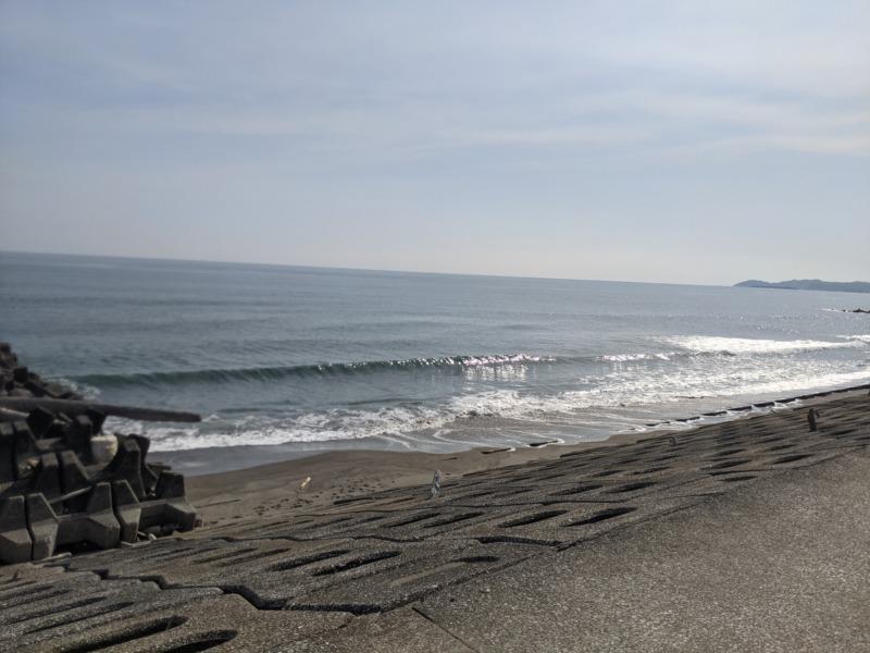 サーフィン日記 (2021.2.5)[67回目]